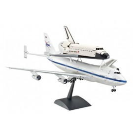 Avion Boeing 747 SCA Space Shuttle Revell