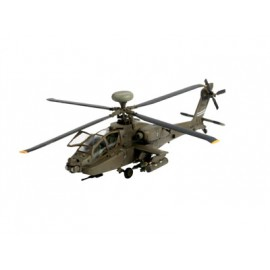 ELICOPTER MODEL SET AH64D LONGBOW APACHE REVELL
