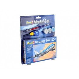 Avion model set Boeing 747 200 Revell