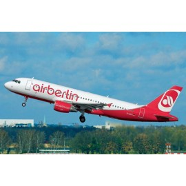 Avion Model Set Airbus A320 AirBerlin Revell