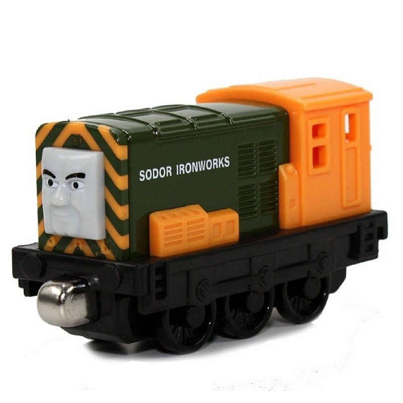 Locomotiva Iron Arry Thomas Friends Fisher Price