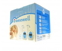 Interfon Analog LCD Rechargeable Weewell