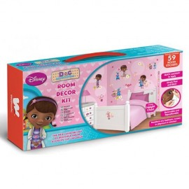 Kit Decor Disney Doc McStuffins Walltastic