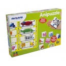 Anipuzzle magnetic Miniland