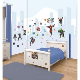 Kit Decor Avengers Walltastic