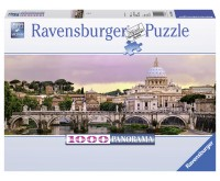 PUZZLE ROMA 1000 PIESE RAVENSBURGER