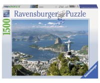 PUZZLE VEDERE DIN RIO 1500 PIESE RAVENSBURGER