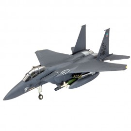 Avion F 15E Strike Eagle  Bombs  Revell