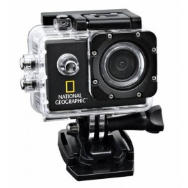 Camera Video Action Full HD Waterproof National Geographic