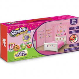Kit Decor Shopkins Walltastic