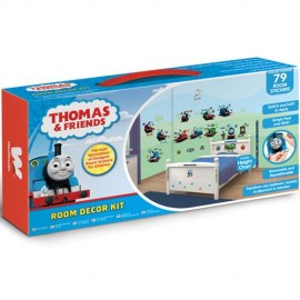 Kit Decor Thomas and Friends Walltastic