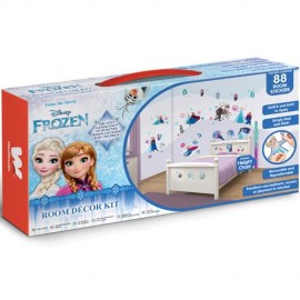 Kit Decor Disney Frozen 2016 Walltastic