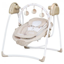 Leagan electric Chipolino Paradise beige sheep