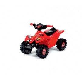 Quad electric NOU 6V rosu Orion Toys