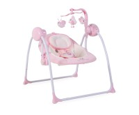 Leagan Electric Baby Swing Roz Moni