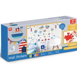 Kit Decor Sticker Nautic Walltastic