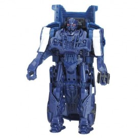 Transformers Robot One Step Barricade Hasbro