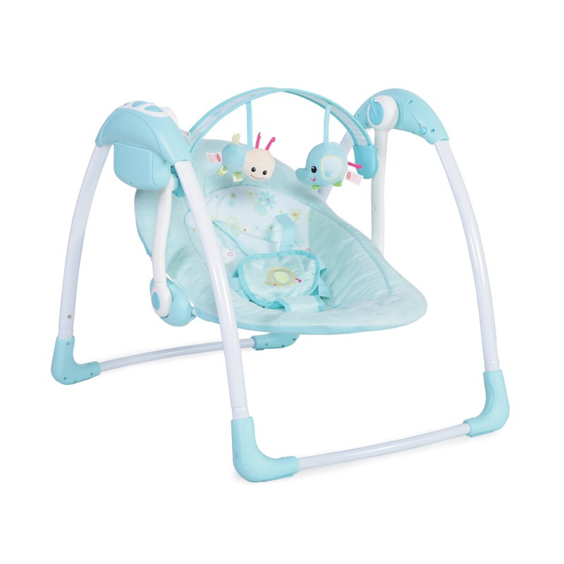 Leagan Electric Cangaroo Swing Sky Albastru