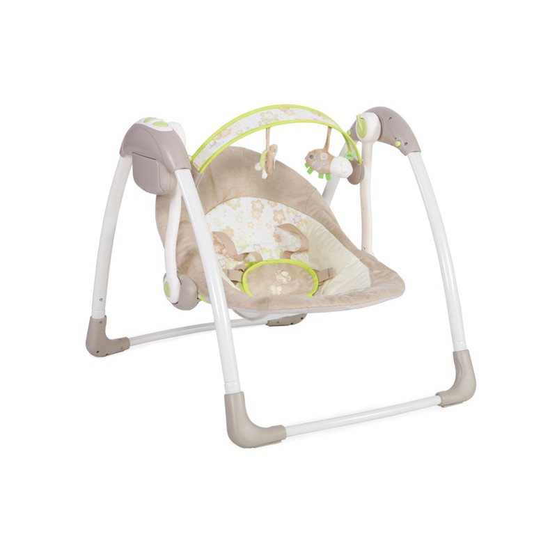 Leagan Electric Cangaroo Swing Sky Bej