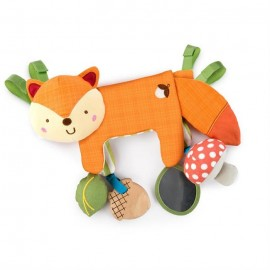 Jucarie multifunctionala 2 in 1 Foxy Forest Toy Bar Bright Starts