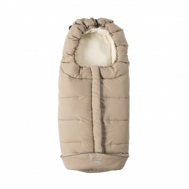 Sac de iarna Nuvita City Junior Nature beige 9545