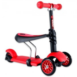 Trotineta Glider 3 in 1 red Y Volution