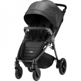 Carucior B Agile 4 PLUS Black Denim Britax