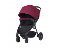 Carucior sport B Agile 4 PLUS Wine red Britax