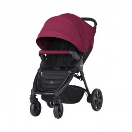 Carucior B Agile 4 PLUS Wine red Britax