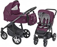 Carucior 2 in 1 Husky carucior multifunctional plus Winter Pack 06 Violet 2019 Baby Design