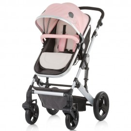 Carucior 2 in 1 Terra rose pink Chipolino