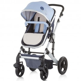 Carucior 2 in 1 Terra sky blue Chipolino