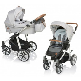 Carucior 2 in 1 Dotty carucior multifunctional 07 Gray 2019 Baby Design