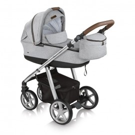 Carucior 2 in 1 multifunctional 101 Frozen Grey 2019 Espiro Next Avenue