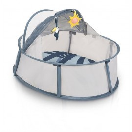 Babymoov A035207-Cort Anti-Uv Little Babyni 2 in 1 Tropical