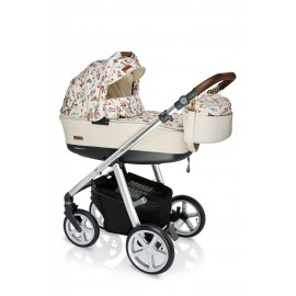 Carucior 2 in 1 multifunctional 402 Birdy Beige 2019 Espiro Next Avenue