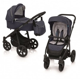 Baby Design Lupo Comfort carucior multifunctional 03 Navy 2019