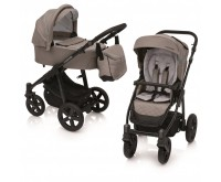 Carucior 2 in 1 Lupo Comfort carucior multifunctional 09 Mindful Gray 2019 Baby Design