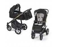 Carucior 2 in 1 Lupo Comfort Limited carucior multifunctional 12 Black 2019 Baby Design