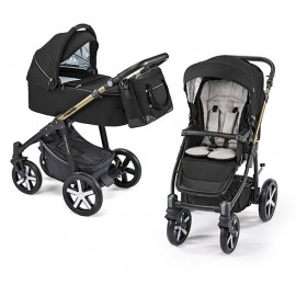 Baby Design Lupo Comfort Limited carucior multifunctional 12 Black 2019