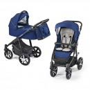 Carucior 2 in 1 Lupo Comfort Limited multifunctional 13 Navy Blue 2019 Baby Design