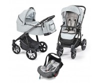 Carucior 3 in 1 multifunctional Lupo Comfort Limited 11 Satin 2019 Baby Design