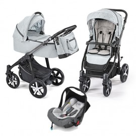 Baby Design Lupo Comfort Limited carucior multifunctional 3 in 1 - 11 Satin 2019