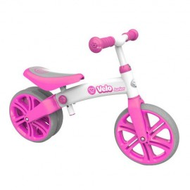 Y Volution Y Velo Junior pink bicicleta fara pedale