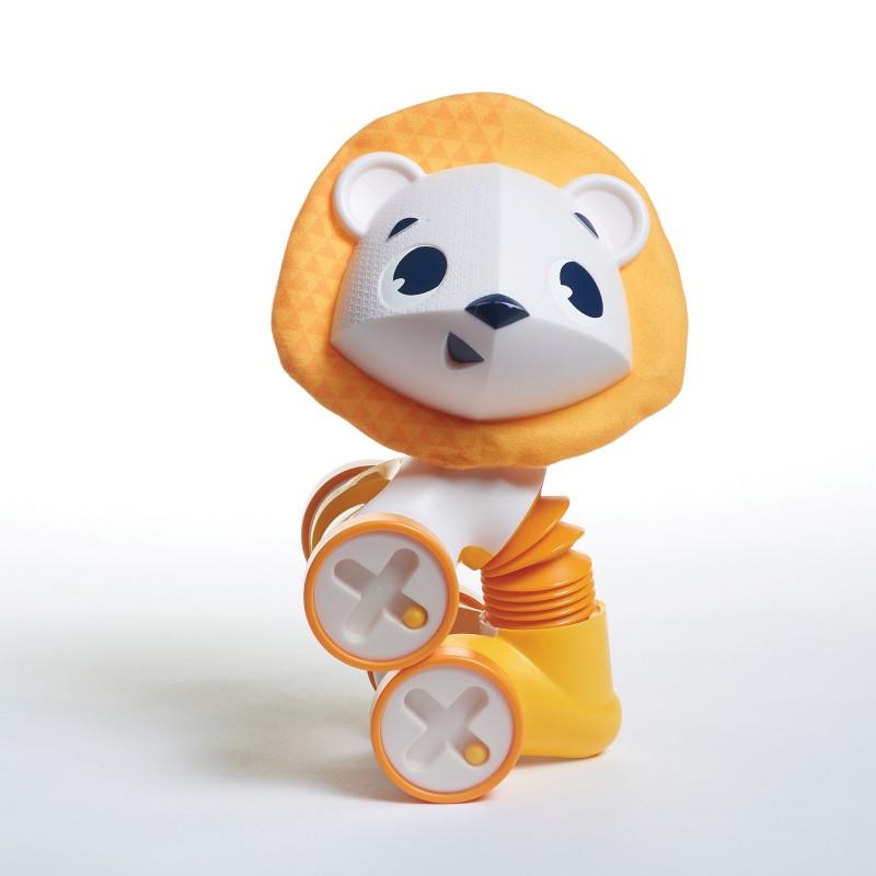 Jucarie interactiva Tiny Love leul Leonardo