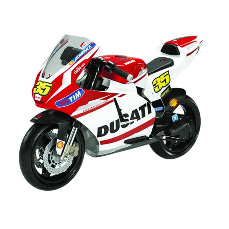 Motocicleta Ducati GP Peg Perego
