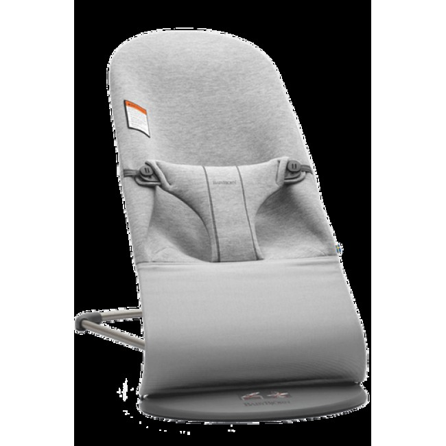 Balansoar Bliss Light Grey 3D Jersey BabyBjorn