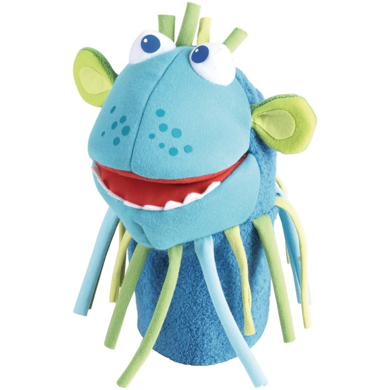 Papusa de mana Haba Monster Momo