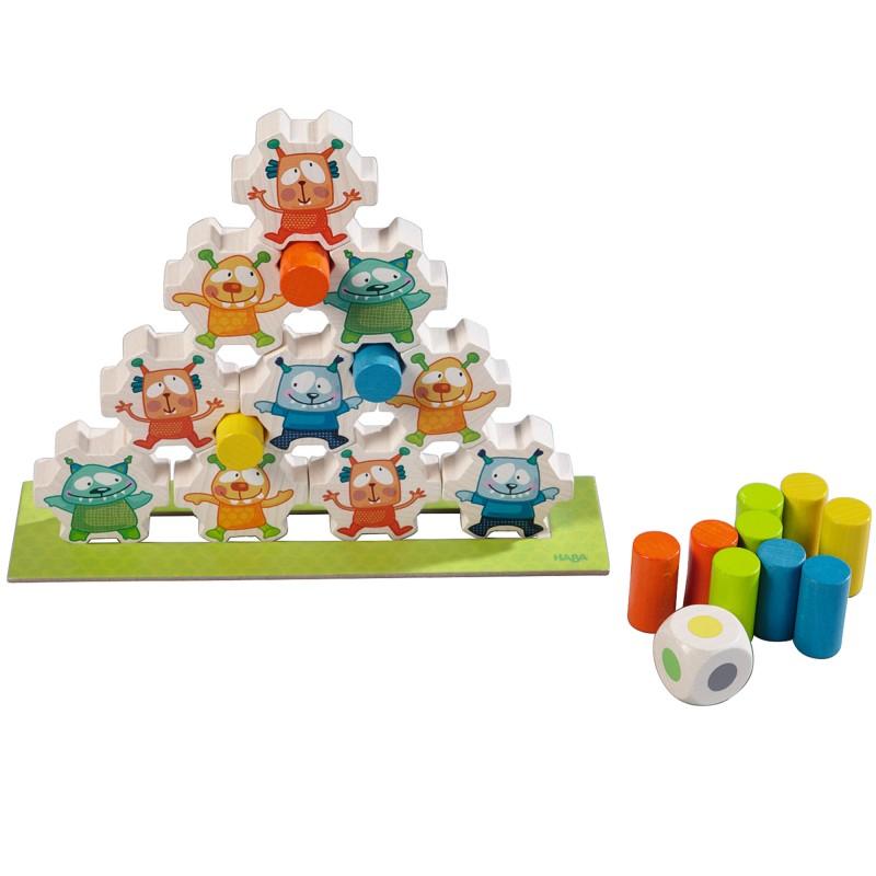 Joc de constructie Haba Mini Monsters