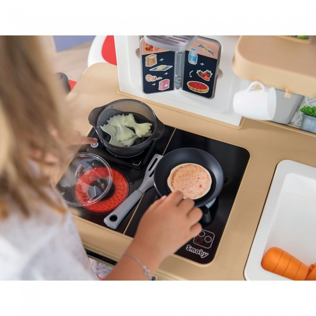Bucatarie Smoby Tefal Evolutive Gourmet